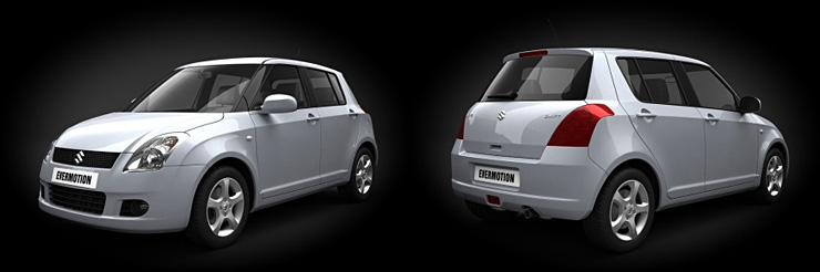 Evermotion HD Models Cars 05